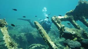 Scuba Diving-Kythnos-Shipwreck scuba diving in Kythnos-5