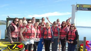 Jet Boating-Rotorua-Speed, spins and cultural jet boating excursion on Lake Rotorua-5