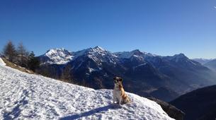 Snowshoeing-Briançon, Serre-Chevalier-Hiking week-end in the vallée de la Clarée, Hautes-Alpes-6