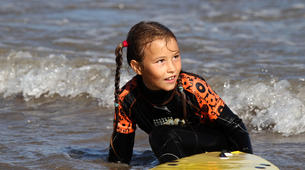 Surfing-Hendaye-Surfing lessons in Hendaye: beginners or intermediate surfers-1