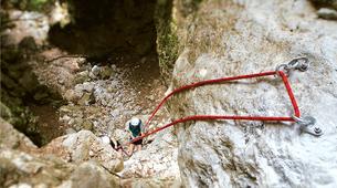 Canyoning-Kefalonia-Zoodochou Pigi's Canyon in Kefalonia-6