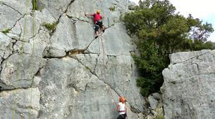 Escalade-Dubrovnik-Cliff Rock climbing daytrip in Dubrovnik-4