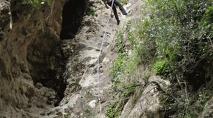 Canyoning-Kefalonia-Extreme canyoning tour in Kefalonia-3