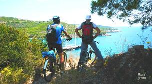 Mountain bike-Spetses-Bike excursion in Spetses from Piraeus, Greece-1