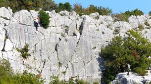 Escalade-Dubrovnik-Cliff Rock climbing daytrip in Dubrovnik-3