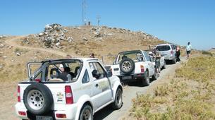 4x4-Rethymno-Jeep safari in Rethymnon, Crete-4