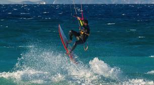 Kitesurfing-Rhodes-Kitesurfing camp with gear rental in Rhodes, Greece-1