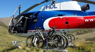 Mountain bike-Queenstown-Heli-biking trips in Queenstown-5