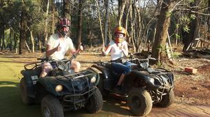 Quad-Drakensberg-Quad biking excursion in Northern Drakensberg-1