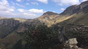 Saut à l'élastique-Drakensberg-17 Metre King Swing in Drakensberg-9