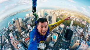 Bungee Jumping-Auckland-SkyJump (192m. and Jump Speed of 85kph) in Auckland-6