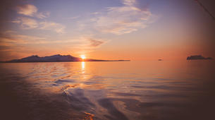 Voile-Tromsø-Midnight Sun sailing in Tromsø-1