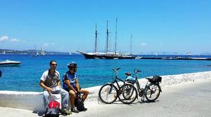 Mountain bike-Spetses-Bike excursion in Spetses from Piraeus, Greece-5