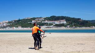 Kitesurf-Lagune de Óbidos-Private kitesurfing lessons in Obidos Lagoon-6