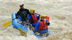 Rafting-Munich-Canoe-Rafting on Isar River, near Munich-1