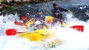 Rafting-Zadar-River rafting down Zrmanja River, near Zadar-2