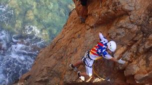 Via Ferrata-Costa Brava-Via ferrata Cala de Moli on the Costa Brava-2
