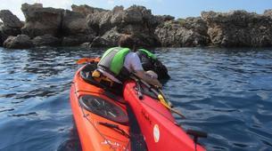 Sea Kayaking-Rethymno-4 day sea kayaking excursion in southern Crete-4