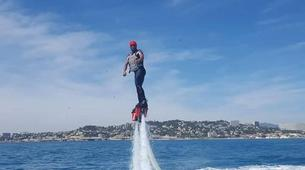 Flyboard / Hoverboard-Marseille-Sessions de Flyboard à la Pointe-Rouge, Marseille-6