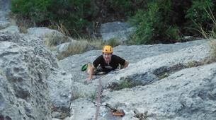Rock climbing-Costa Brava-Multipitch climbing in l'Estartit and l'Escala, Costa Brava-6