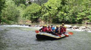 Rafting-Mount Olympus-Rafting excursions on Mount Olympus-2