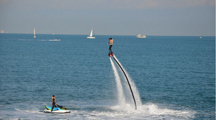 Flyboard / Hoverboard-Cannes-Session Flyboard à Théoule-sur-Mer-3