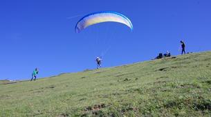 Paragliding-Ariege-Stage Initiation de Parapente à Foix, près de Toulouse-1