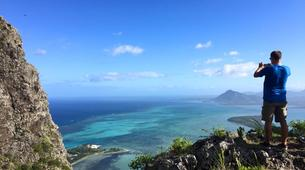 Hiking / Trekking-Le Morne-Hiking excursion in the Morne Brabant-4