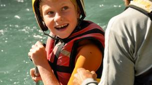 Rafting-Gorges du Verdon-Descente en Rafting dans les Gorges du Verdon-1