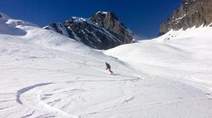 Backcountry snowboarding-Chamonix Mont-Blanc-Splitboard initiation in Chamonix-7