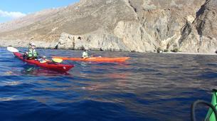 Sea Kayaking-Rethymno-4 day sea kayaking excursion in southern Crete-3