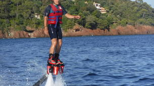 Flyboard / Hoverboard-Cannes-Session Flyboard à Théoule-sur-Mer-2
