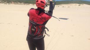 Kitesurf-Praia do Guincho-Beginner kitesurfing lessons on Praia do Guincho, near Lisbon-2