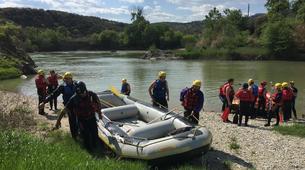 Rafting-Grevena-Rafting excursions in Venetikos river, Grevena-3