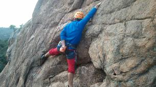 Rock climbing-Costa Brava-Multipitch climbing in l'Estartit and l'Escala, Costa Brava-2