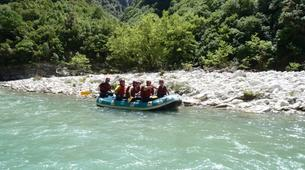 Rafting-Vasilitsa-Rafting on Voidomatis River, Vikos–Aoös National Park-5