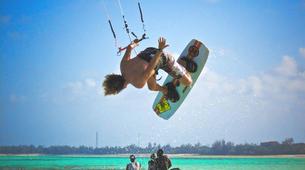 Kitesurfing-Zanzibar-Kitesurfing course and lessons on Paje Beach, Zanzibar-1