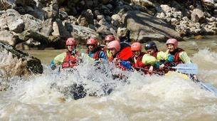 Rafting-Ioannina-Rafting and canyoning excursion in Tzoumerka-1