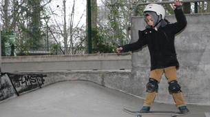 Skateboarding-Paris-Skateboarding course in Paris-6