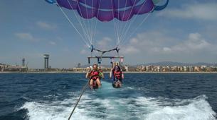 Parasailing-Barcelona-Parasailing in Barcelona, Spain-1