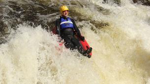 Hydrospeed-Edinburgh-River bugging on River Tummel, near Edinburgh-1