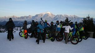 VTT-Megève, Evasion Mont Blanc-Randonnée Fat Bike et Fat Trotinette à La Giettaz, Val d'Arly-3