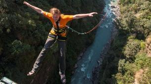 Saut à l'élastique-Kathmandu-Canyon Swing from 160 metres near Kathmandu-4
