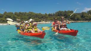 Sea Kayaking-Chalkidiki-Sea kayak excursions in Halkidiki-4