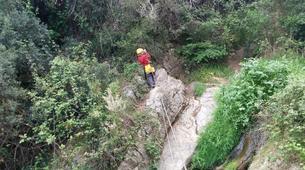 Via Ferrata-Costa Brava-Family via ferrata Gorges de Salenys in Girona-1
