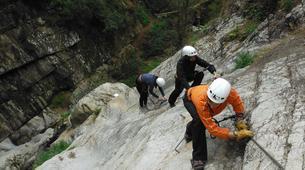 Via Ferrata-Girona-Via ferrata Gorges de Salenys in Girona-4