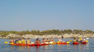 Sea Kayaking-Chalkidiki-Sea kayak excursions in Halkidiki-5