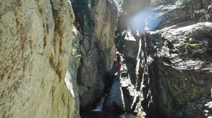Canyoning-Girona-Canyoning at Les Anelles canyon in Girona-2