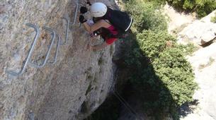 Via Ferrata-Province of Tarragona-Via Ferrata Montsant in Tarragona-3