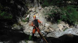 Canyoning-Céret-Canyoning the Les Anelles canyon in Ceret-10